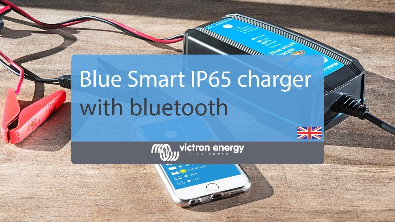 df1cef9c744 Blue Smart IP65 Charger - Professional battery charger | Victron Energy