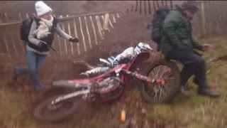 Motocross crashes you have not seen yet