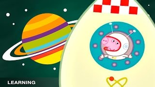 Solar System Planets for Kids | Learning Space & Planets for Kids | Kids Channel