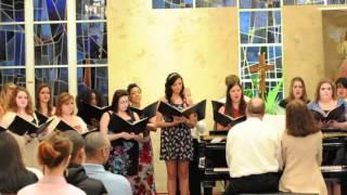 MSMC Choir Concert 2012 - Liebeslieder Walzer by Brahms