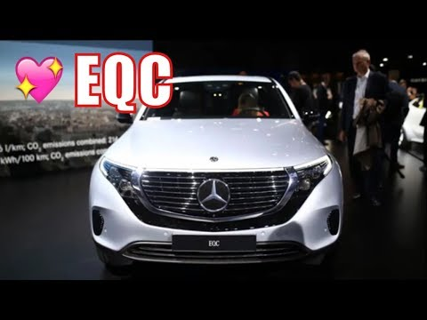 2020 Mercedes Electric Suv Introducing; New Mercedes EQC 400 4Matic Experience