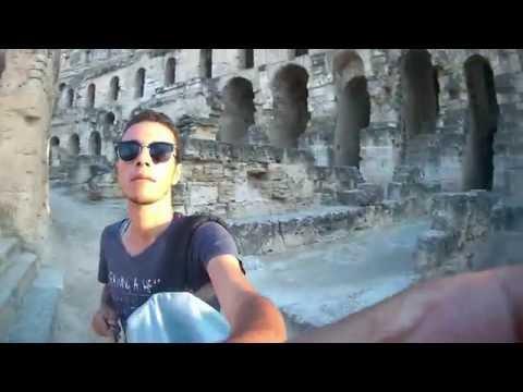 Trip to Tunisia |Tunis-Hammamet-Monastir-EL Jem-Djerba