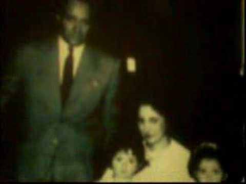En Buenos Aires, la familia a bordo (circa 1958)