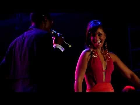 Wayne Wonder and Mya LIVE at Reggae Sumfest 2011
