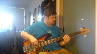April Sun In Cuba - Dragon (4-string Fretless Bass Cover - Ibanez ATK)