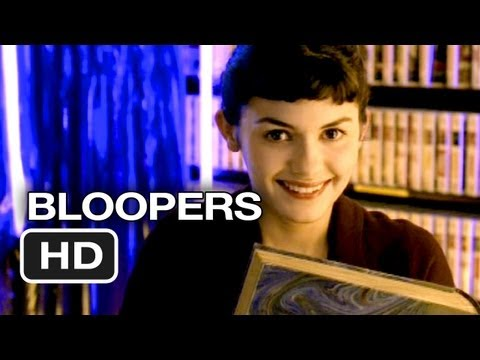 Amélie Bloopers 2001  Audrey Tautou French Movie HD