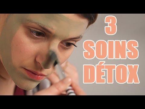 3 soins detox faire chez soi sauna visage baume. Black Bedroom Furniture Sets. Home Design Ideas