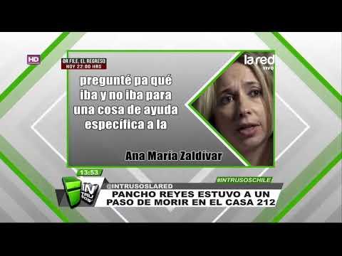 Pancho Reyes reveló para Intrusos cómo logró salvarse de la tragedia de Juan Fernández