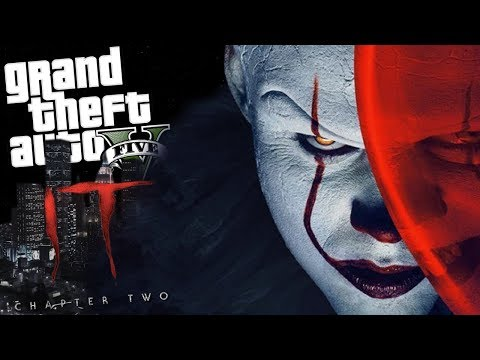 The NEW IT: Chapter 2 MOVIE MOD (GTA 5 PC Mods Gameplay)