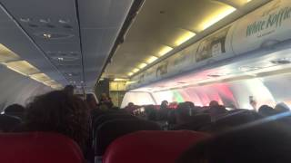 Video The plane was delayed so an airasia crew was playing some music for us download MP3, 3GP, MP4, WEBM, AVI, FLV Juni 2018