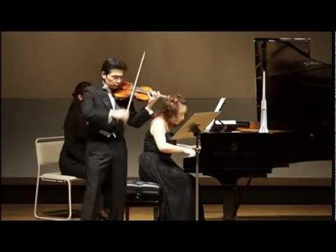 Kreisler:Praeludium and Allegro-Tatsuo Nishie & Itsuko Sakano