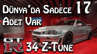 GT-R34 Z-TUNE! | Nismo Factory | Japonic