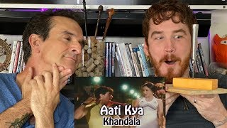 Aati Kya Khandala - Ghulam REACTION!!    Aamir Khan & Rani Mukherjee Thumb