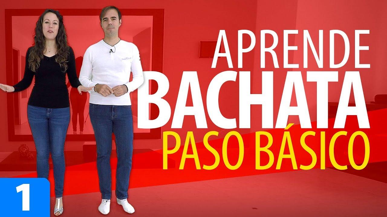 LEARN TO DANCE BACHATA: BASIC STEP – Bachata for Beginners #1