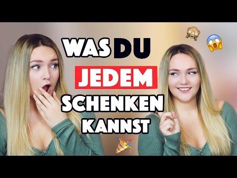 Was DU JEDEM SCHENKEN KANNST | 10 COOLE GESCHENKIDEEN + WUNSCHZETTELIDEEN für WEIHNACHTEN | Annaxo