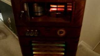 Vintage 1937  Wurlitzer 616A Jukebox -