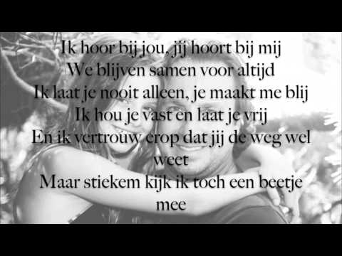 Marco Borsato, Jada Borsato   Samen voor altijd lyrics