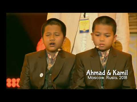 Download Lagu Juara Hafiz Indonesia Ahmad & Kamil   Penutupan Musabaqah Hifzil Quran Internasional
