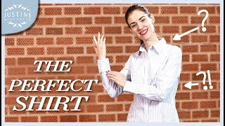 How a women's shirt should fit ǀ 10-POINT CHECKLIST ǀ Justine Leconte