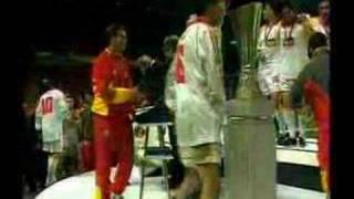 GALATASARAY - UEFA KUPA SEVINCI