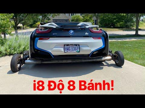 VLOG#61 -Trải Nghiệm Dùng Dịch Vụ BMW Mỹ