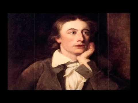 """John Keats """"Bright star"""" Poem animation"""