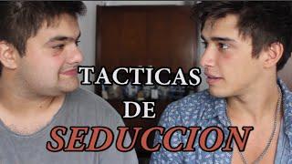 TACTICAS DE SEDUCCION | Con el #GORDO CHON | JULIAN SERRANO