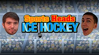 SPORTS HEADS ICE HOCKEY (WITH JOSH)