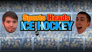 SPORTS HEADS ICE HOCKEY (WITH JOSH)