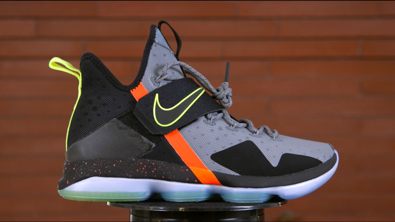 Nike LeBron 14 Performance Review