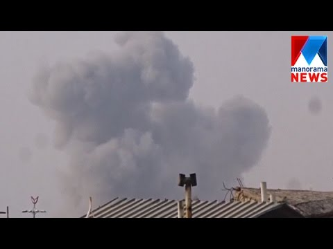 Clashes in Syria's Damascus after surprise rebel attack | Manorama News