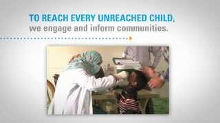Achieving immunization for all, together