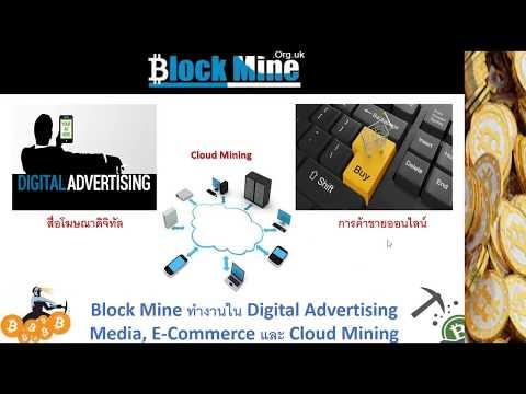 อธิบายแผนธุรกิจของ BLOCKMINE  ที่มาของบริษัท เลขที่บริษัท