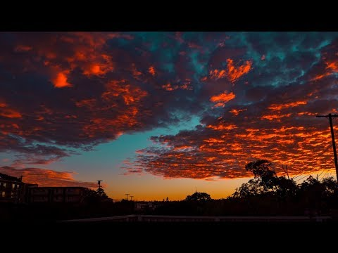 San Diego Sunset // GH5 In Camera Time Lapse