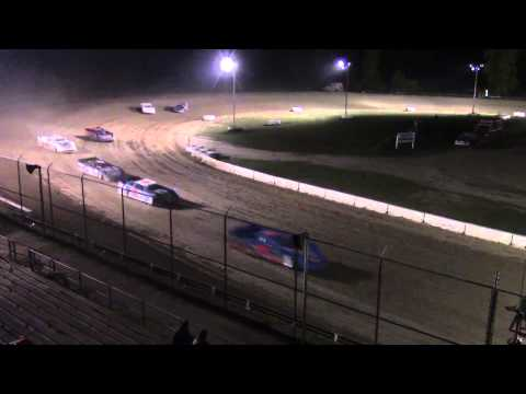 Muskingum County Speedway Late Model Feature 8-28-15