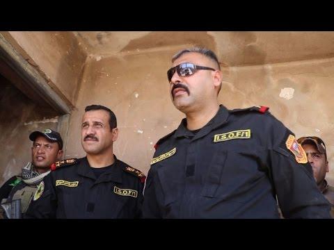 القوات العراقية تواصل عملياتها في عمق الموصل القديمة