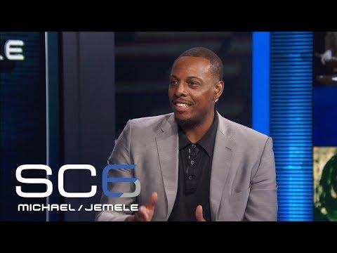 Paul Pierce Talks Jayson Tatum, LeBron James On The Six | SC6 | July 19, 2017