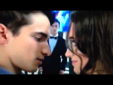 Sou Luna 2- Cap 50- Xavi tentar beijar Nina e Gaston olha- Dublado