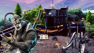 Hall Of Fame - Fortnite Battle Royale Montage (The Script ft. will.i.am) #FearWCN