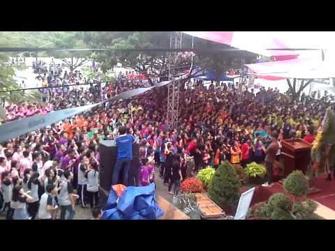 Quẩy Gangnam style - THPT Vũng Tàu