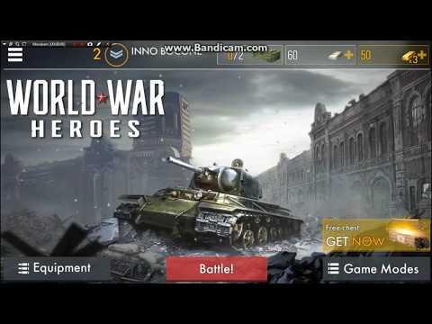 Grafisnya keren banget sob - GAME WORLD WAR HEROES ANDROID