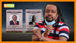 Anti-IMF loan activist Mutemi Kiama charged in a Nairobi court
