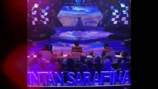 Gegar vaganza  2016 Minggu ke 5- Intan Sarafina jika kau rasa getarnya zamani