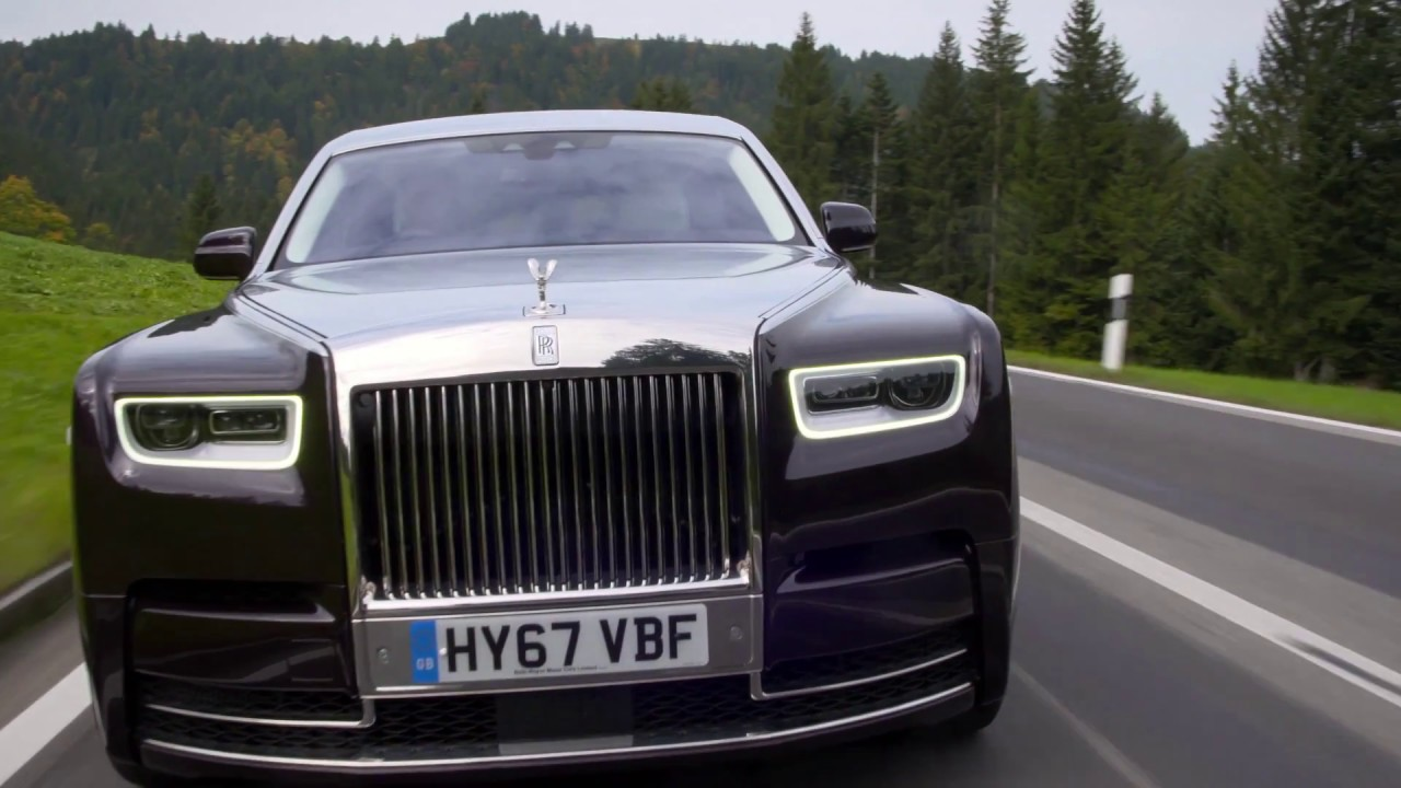 2018 Rolls Royce Phantom First Drive Test Review