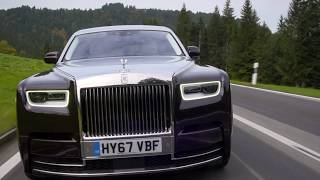 2018 Rolls-Royce Phantom - First Drive Test Review