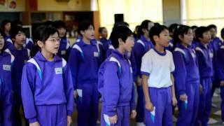 だんねーざ/DanneThe 福井弁の唄 北日野小学校 レゲエの授業にて