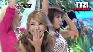 2NE1   FALLING IN LOVE STAGE MIX