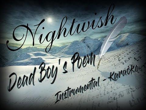 Nightwish - Dead Boy´s Poem (Instrumental - Karaoke)