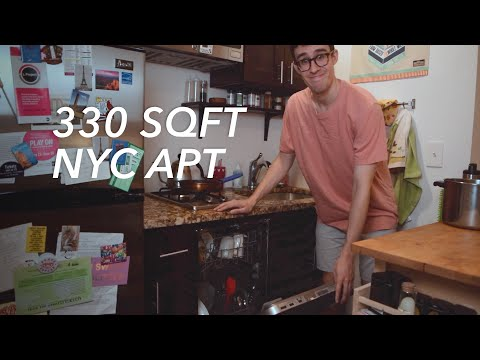 Pros And Cons Of Living In A Tiny East Village NYC Apartment