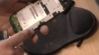 Замена тачскрина Huawei G610